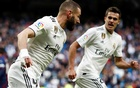 Benzema defies offside calls to give Real Madrid victory over Eibar