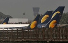 India's Jet Airways cancels some long-haul flights as it grounds more planes