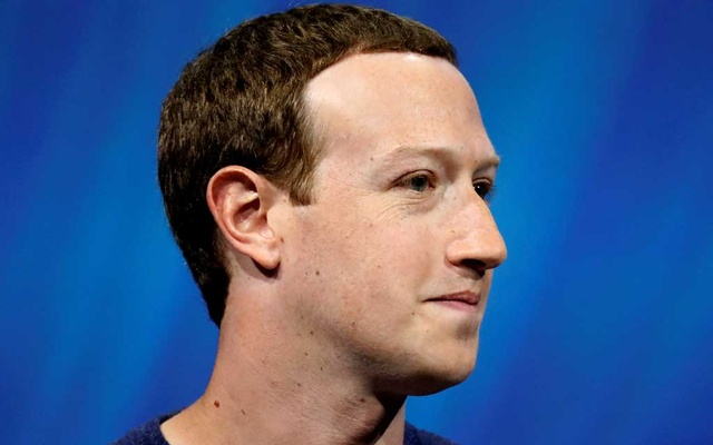 Facebook's founder and CEO Mark Zuckerberg speaks at the Viva Tech start-up and technology summit in Paris, France, May 24, 2018. REUTERS