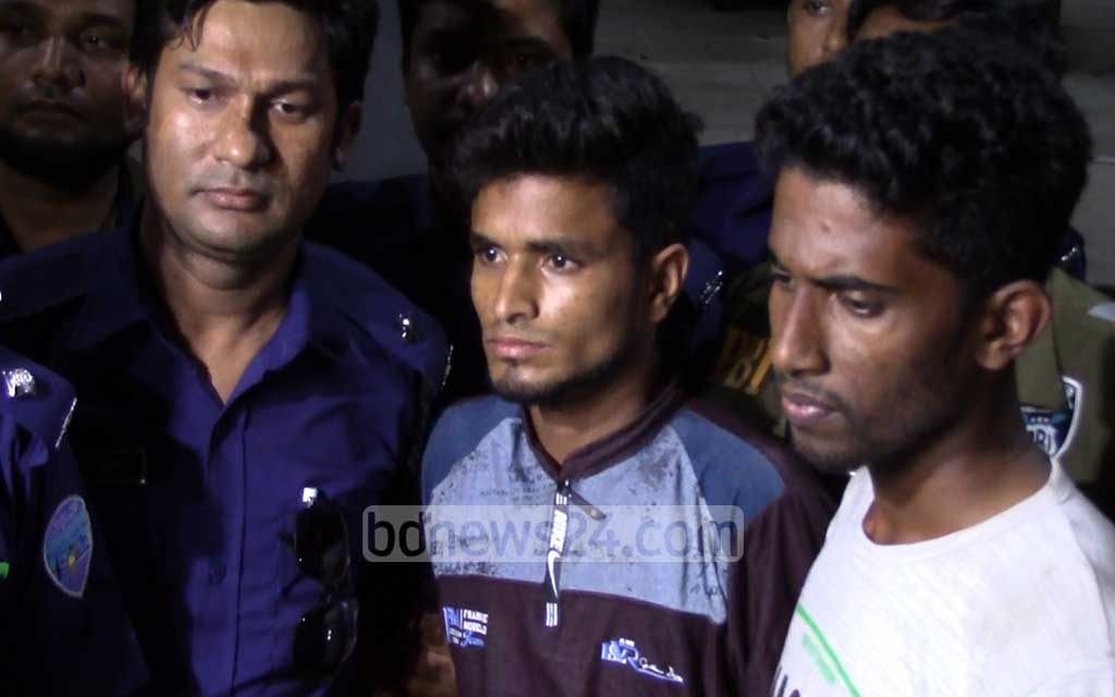 Nuruddin and Shahadat Hossain Shamim confessed to their involvement in the arson attack leading to the death of madrasa student Nusrat Jahan Rafi in their testimonies before a Feni court on Sunday.