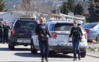 Four dead after Canada shootings, man in custody