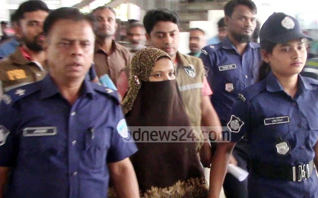 19-year-old Bangladesh girl burned to death on teacher's order: Cops