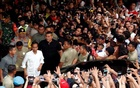 As Indonesia president heads for poll win, police warn on security