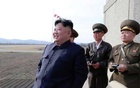 North Korea calls for Pompeo to be dropped from talks; tests tactical weapon