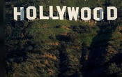 The iconic Hollywood sign is shown on a hillside above a neighbourhood in Los Angeles California, US, Feb 1, 2019. REUTERS