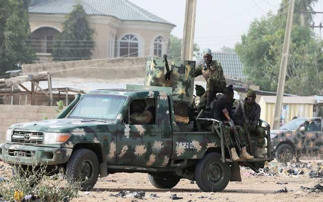 Islamic State cites 69 casualties from Nigerian army and