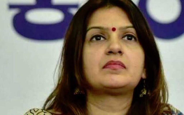 Congress spokeswoman Priyanka Chaturvedi quits in middle of Indian election, joins BJP ally
