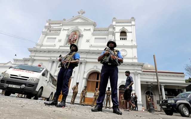 Officials confirm 32 foreigners killed in Colombo attack