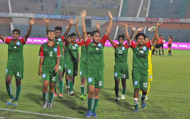 Bangladesh U-19 women beat UAE 2-0 to start Bangamata Gold Cup campaign