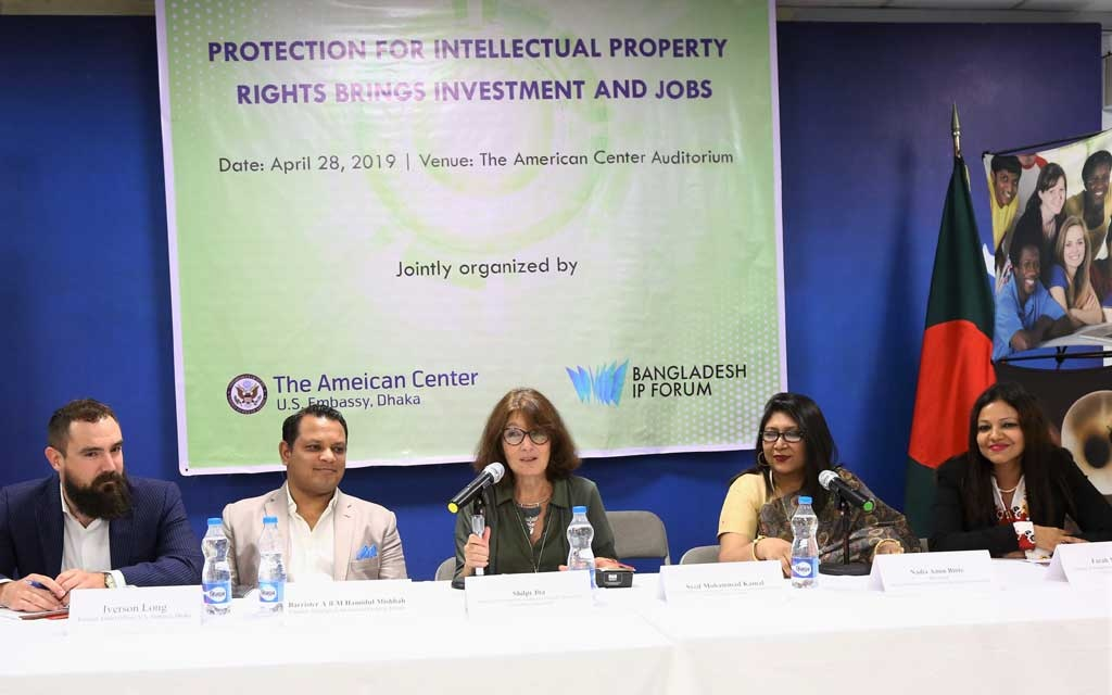 Protection of IP rights can create jobs in Bangladesh: US