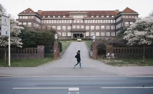 The Josef-Hospital in Delmenhorst, Germany, where the convicted killer Niels Högel once worked as a nurse, in April 2019. The New York Times