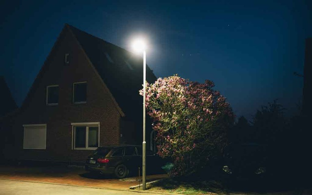 A home where the convicted killer Niels Högel lived during his years working as a nurse in Delmenhorst, Germany, in Apr 2019. The New York Times