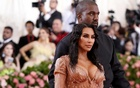 Kim Kardashian and Kanye West. FILE PHOTO: Metropolitan Museum of Art Costume Institute Gala - Met Gala - Camp: Notes on Fashion- Arrivals - New York City, US – May 6, 2019. Reuters