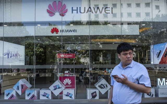 A Huawei store in Beijing, May 20, 2019. The New York Times
