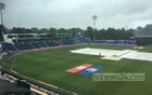Rain ruins Bangladesh's World Cup warm-up against Pakistan