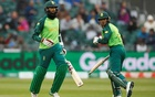 South Africa's final World Cup warm-up with Windies washed out