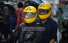 OBHAI says it uses full-face helmet to ensure safety of passengers