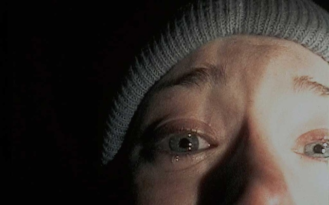 """Heather Donahue in """"The Blair Witch Project,"""" directed by Daniel Myrick and Eduardo Sánchez. The New York Times"""