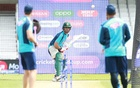 Injured Tamim bats in nets, decision to play against South Africa 'depends on him'