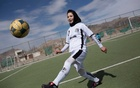 Representational Image: A football player controls a ball during a training session at the Golab Trust sport complex in Kabul March 10, 2014. Reuters