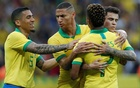 Brazil hit seven without reply past hapless Honduras