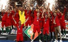 Portugal beat Netherlands to win inaugural Nations League title