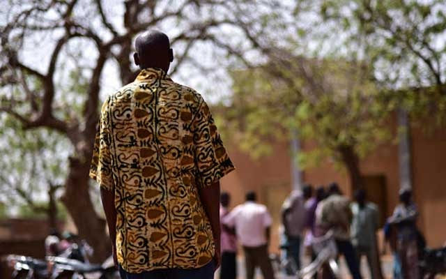 File Photo: Pastor Jacques Ouedraogo, whose church was one of two targeted by gunmen on May 12 in the town of Dablo, stands in the city of Kaya, Burkina Faso May 16, 2019. REUTERS