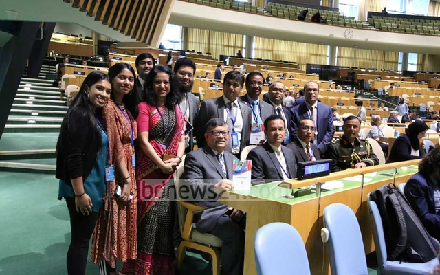 Bangladesh secures ECOSOC membership for three years