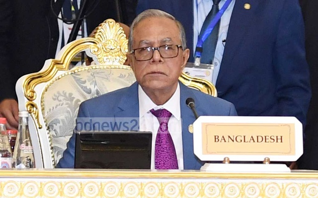 Rohingya crisis could destabilise the region, warns President Hamid