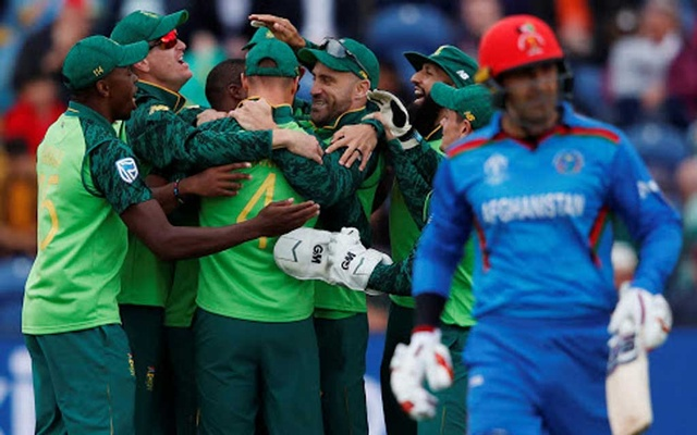 Afghanistan dismissed for 125 as South Africa set easy target