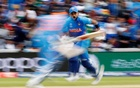 ICC Cricket World Cup - India v Pakistan - Emirates Old Trafford, Manchester, Britain - June 16, 2019 India's Virat Kohli in action. Action Images via Reuters