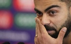 ICC Cricket World Cup - India Press Conference - Emirates Old Trafford, Manchester, Britain - June 15, 2019 India's Virat Kohli during a press conference Action Images via Reuters