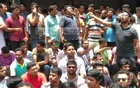 Expelled JCD leaders stage protests near BNP office