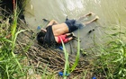 The bodies of Óscar Alberto Martínez Ramírez and his 23-month-old daughter, Valeria, were found in the Rio Grande on Monday. The New York Times