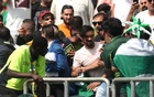 ICC to take action after fans clash at Pak-Afghan match