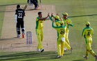 Starc five-for trumps Boult hat-trick as Australia beat NZ