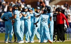 England beat New Zealand by 119 runs to reach World Cup semis