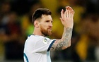 Messi improves but long wait for Argentina glory drags on