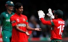 Mustafizur 5-for helps Bangladesh restrict Pakistan to 315 after Imam's century