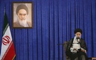 FILE PHOTO: Iran's Supreme Leader Ayatollah Ali Khamenei delivers a speech during a ceremony marking the death anniversary of the founder of the Islamic Republic Ayatollah Ruhollah Khomeini, in Tehran, Iran, Jun 4, 2017. TIMA via REUTERS