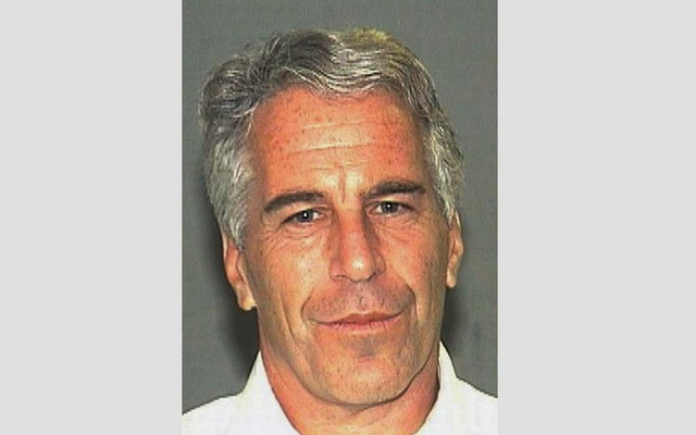 In a 2006 booking photo, the financier Jeffrey Epstein. Investigators seized nude photographs of underage girls from the Manhattan townhouse of Epstein as part of a new investigation into allegations he exploited dozens of minors for sex, prosecutors revealed on Jul 8, 2019
