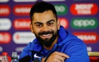 Kohli happy to change his tune as Rohit enjoys purple patch