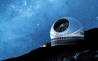 An undated image from TMT International Observatory shows an artist's rendering of the proposed Thirty Meter Telescope in Hawaii. It would be the largest telescope ever contemplated in the Northern Hemisphere. The New York Times