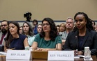 Trump says four Democratic congresswomen hate the US and are free to leave