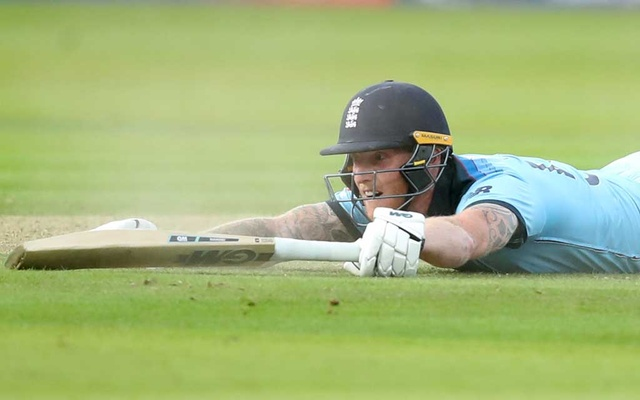 Cricket - ICC Cricket World Cup Final - New Zealand v England - Lord's, London, Britain - July 14, 2019 England's Ben Stokes in action Action Images via Reuters