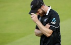 ICC Cricket World Cup Final - New Zealand v England - Lord's, London, Britain - July 14, 2019 New Zealand's Kane Williamson looks dejected after England win the World Cup Action Images via Reuters