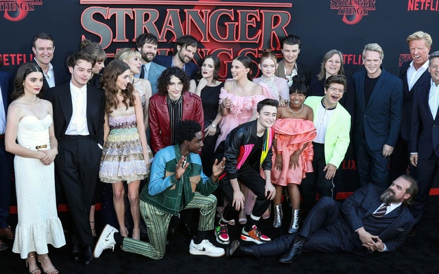 'Stranger Things' is one of the more notable series from Netflix, whose second-quarter performance showed signs of vulnerability. The New York Times