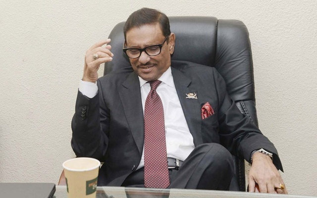 Quader wants to know meaning of 'good faith' as described by ACC chief Iqbal