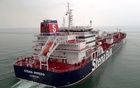In an undated image made from video provided by Stena Bulk, the British oil tanker Stena Imperio at sea. Iran said Friday, July 19, 2019, that it had seized the tanker in the Persian Gulf, and the tanker's owner said it had lost contact with the vessel as it appeared to be heading toward Iran. The British government said it was urgently seeking information about the incident. (Stena Bulk via The New York Times)