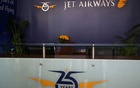 FILE PHOTO: An empty front desk is seen inside the Jet Airways headquarters in Mumbai, India, April 18, 2019. Reuters
